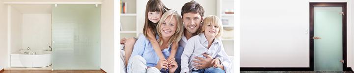glast ren und glasrahment ren setzen stilvolle akzente. Black Bedroom Furniture Sets. Home Design Ideas